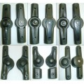 Шарниры (регулировка ручки, подножки, капюшона)