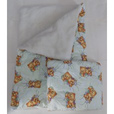 Одеяла с подушками детские