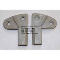 Крепления для дуг капюшона комплект (лев. + прав.) коляски Geoby D208 (28255)