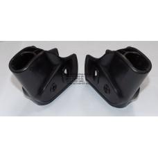 Блок колеса коляски (черный) (20*30мм) (28588)