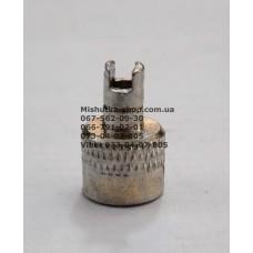 Колпачок на камеру с ключиком для золотника (28705)