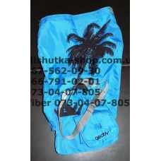 Ткань коляски Geoby D222 голубой (28791)