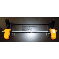 Ось передняя с осевыми блоками к коляске Geoby С879СX, Geoby B2000 (28831)
