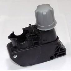 Осевой блок заднего колеса коляски (черный) (есть 1 штука) (28861)