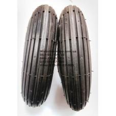 Покрышка 200*50 черная (28948)