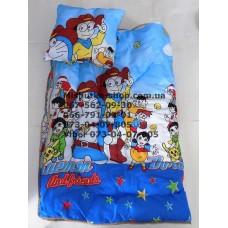 Одеяло с подушкой силикон (поликотон) (28968)