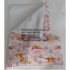 Одеяло+подушка овчина (28970)
