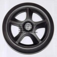 Акция. Колесо заднее к коляске Geoby С409/C409M (черное) (есть 2 штуки. Цена 700 грн за пару) (29040)