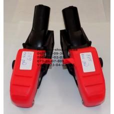 Осевой блок заднего колеса + тормозная педаль к коляске Geoby C879 (d=22мм) (29061)