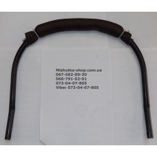 Дуга капюшона  коричневая эко-кожа (29172)