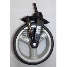 Акция. Колесо в сборе с вилкой (колесо 8*175мм) (вилка 12*49мм) есть 1 штука (29344)