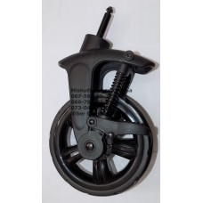 Акция. Колесо в сборе с вилкой (колесо 8*170 мм) (вилка 13*55 мм) (29345)