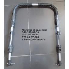 Ручка коляски-трансформера (серый) (29416)