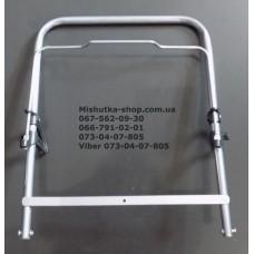 Спинка металлическая наклонная (29418)