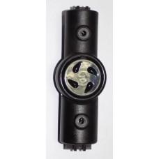 Шарнир 30мм-25мм(под оплетку) (29526)