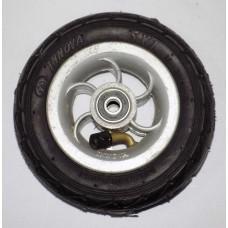 """Колесо 5"""" надувное метал. диск (8*130мм) (29533)"""