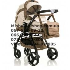 Универсальная коляска 2 в 1 BabyhitCubeBeige (29562)