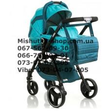 Универсальная коляска 2 в 1 Babyhit Cube Navy (29563)