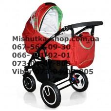 Универсальная коляска 2 в 1 Geoby C3011 RMZF-G Limited (29564)
