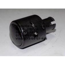 Фиксатор-втулка колеса d=10-14-30мм, длина ножки 20 мм, общая длина 50 мм (29687)
