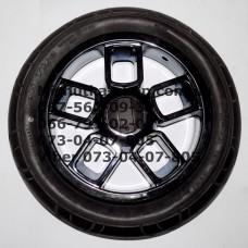 """Колесо 12"""" (280*65) для детской коляски надувное (29704)"""