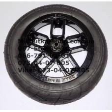 """Колесо 10"""" (50*160) для детской коляски надувное (29712)"""