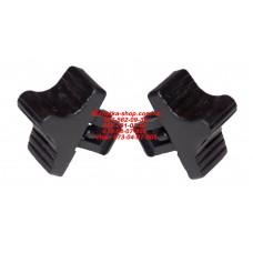 Бегунок блока переднего колеса коляски (копыта) (29805)