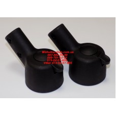 Блок переднего колеса (копыто) (крепление к раме 20*30мм) (29817)