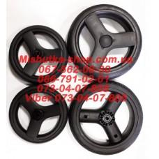 Акция. Комплект не надувных колес (8*240мм-2 штуки + 10*300мм-2 штуки) (29955)