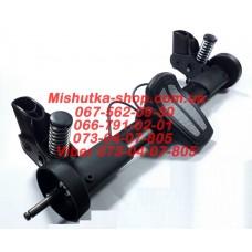 Ось коляски черная (29957)