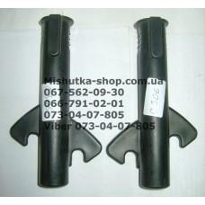 Узлы для перекидывания родительской ручки комплект (лев. + прав.) к коляске Geoby С306 (28470)