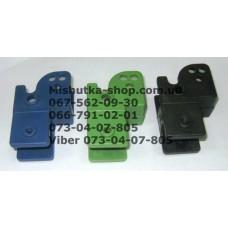 Осевой блок заднего колеса (без тормозной педали) к коляске Geoby D222, D208, D209, D205 (28461)