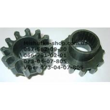 Тормозная шестеренка для коляски (d=67-38мм, h=18-38мм) (есть 2 штуки) (16951)