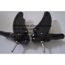 Вилка для детской коляски (шток: d=10мм , l=50мм) (16993)