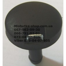 Фиксатор-втулка колеса d=12-45мм, длина ножки 43 мм. (17201)