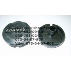 Фиксатор-втулка колеса d=12-50мм, длина ножки 16 мм. Adamex (17213)