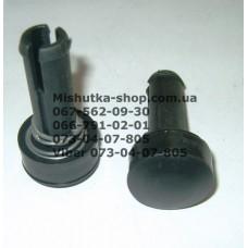 Фиксатор-втулка колеса d=15-31мм, длина ножки 38 мм. (17216)