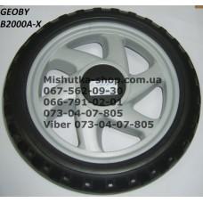 Колесо переднее/заднее (гот. к уст.) к коляске Geoby B2000 (240*8мм) (17299)