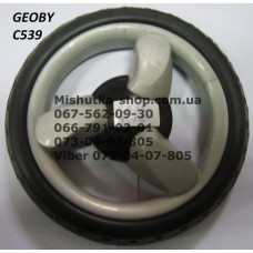 Акция. Колесо одинарное к  коляске Geoby С539 (175*8) (17308)