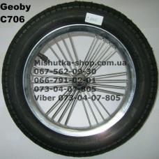Колесо переднее Geoby C706 (57-203) 12 1/2*2 1/4 300mm (17316)