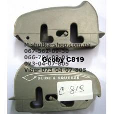 Кнопка (родительская) складывания коляски Geoby С819 (17322)