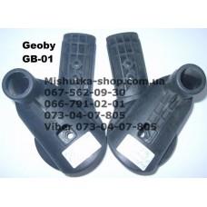 Узел крепления люльки к раме коляски Geoby GB-01B (в разборе) (17347)