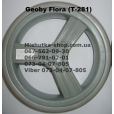Колесо заднее к коляске BabyHit T281 FloraКолесо (200*8) (17350)