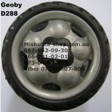 Блок переднего колеса к коляске Geoby D288 (155*8) (17359)