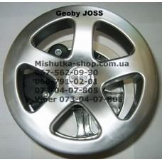 Диски переднего колеса в сборе с креплением к раме к коляске Geoby JOSS (28058)
