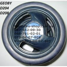 Акция. Колесо отдельно к коляске Geoby D204, D205, D208, D209 (темно-синий) (140*6) (28125)