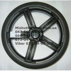 Акция. Колесо к коляске Geoby С922 черное (215*8) (есть 1 штука) (28205)