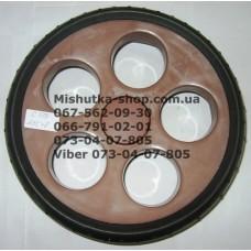 Колесо к коляске Geoby С519 коричневое (235*8) (28206)