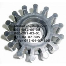 Тормозная шестеренка для коляски (d=63-29мм, h=17-27мм) (есть 2 штуки) (28231)
