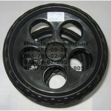 Блок переднего колеса в сборе к коляске Geoby С819, С922 (195*8) черный (28251)